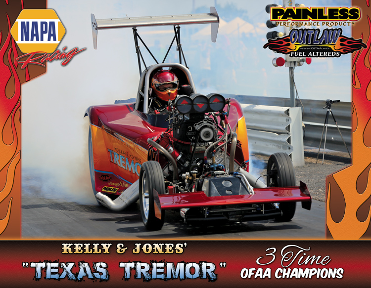 Jimmy Jones Outlaw Fuel Altered