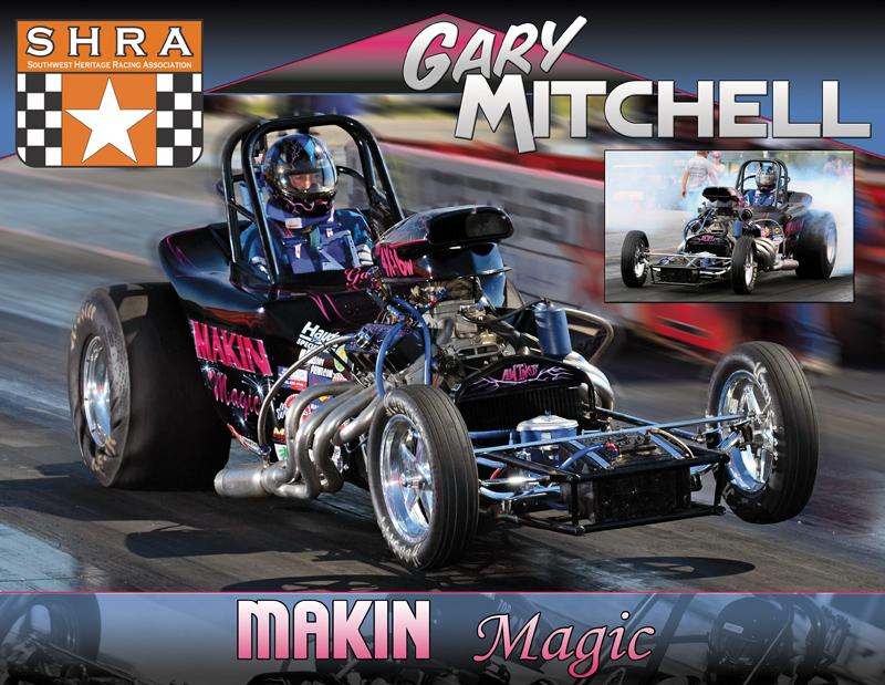 Gary Mitchell SHRA 2015