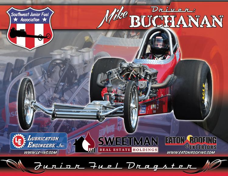 Mike Buchanan SWJFA 2015
