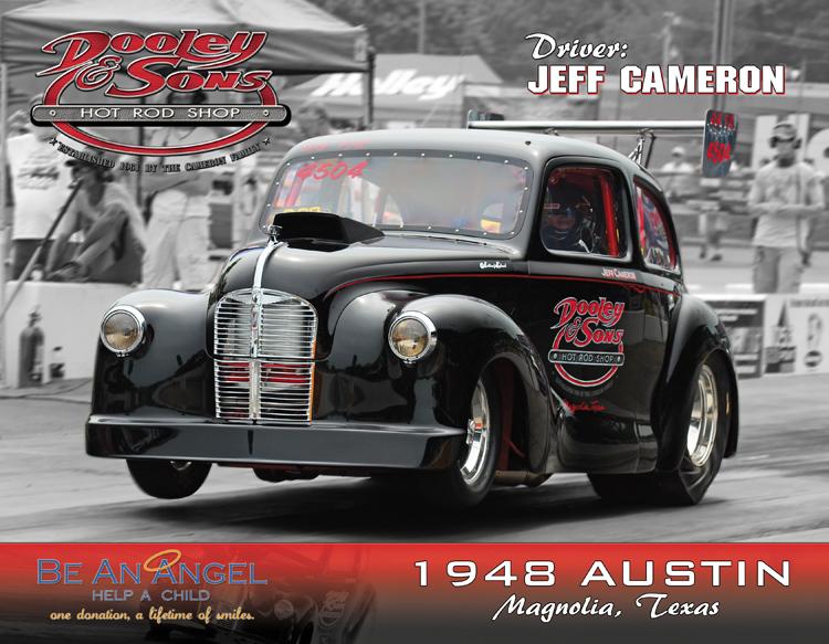 Jeff Cameron 1948 Austin