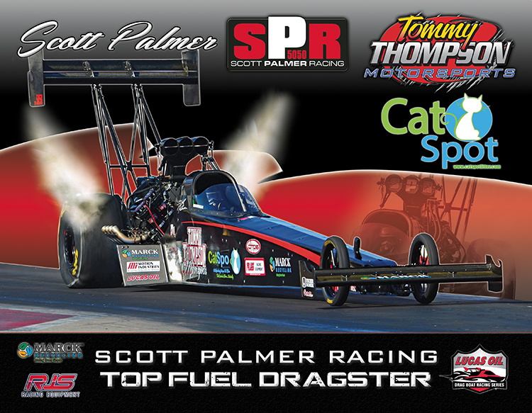 Scott Palmer 2017 Top Fuel