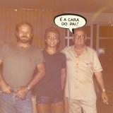 3 geraçãoes - versão 1984 - Vovô em Belém