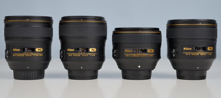 Nikon Nikkor AF-S Nikkor 1,4/58 mm G   .