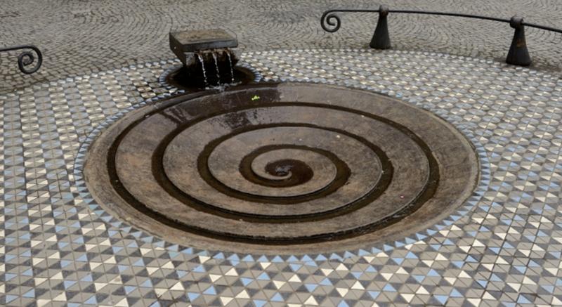 Köln - Wasserspirale