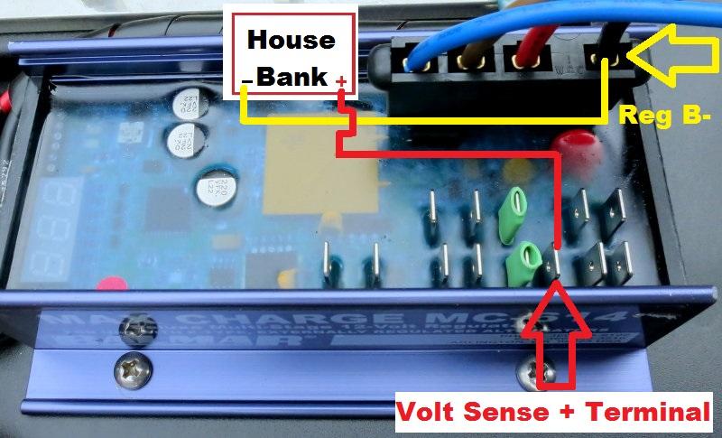 Balmar Mc-614 Voltage Sensing Terminals Photo