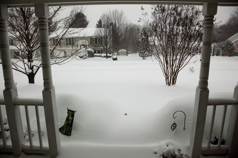 Out Front Door