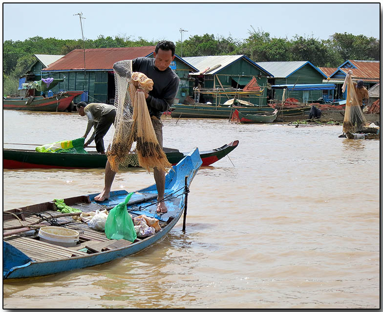 Tonlé Sap Lake 4