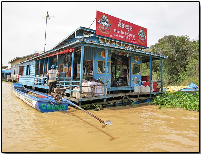 Tonlé Sap Lake 19