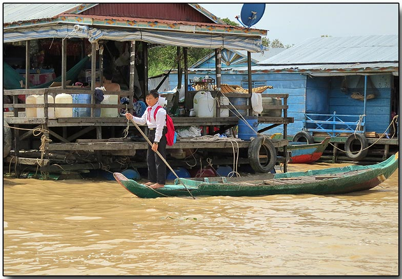 Tonlé Sap Lake 16