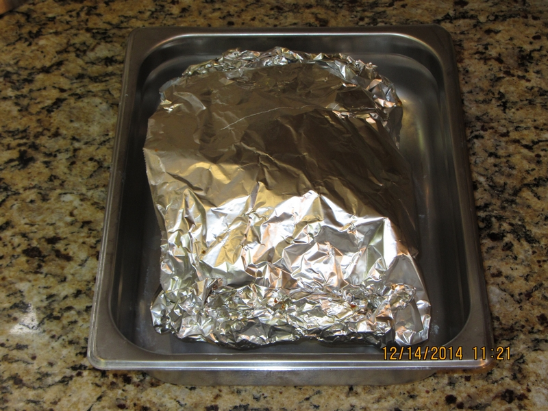 Foiled for the Refrigerator