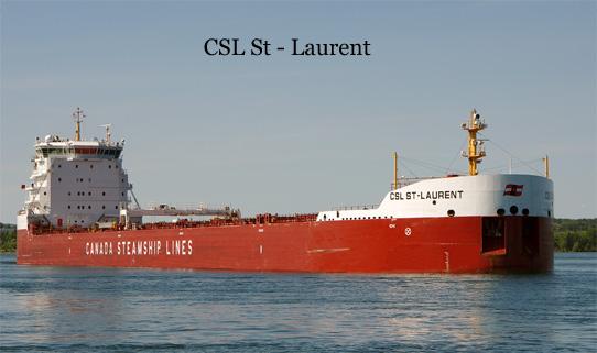 CSL St. Laurent