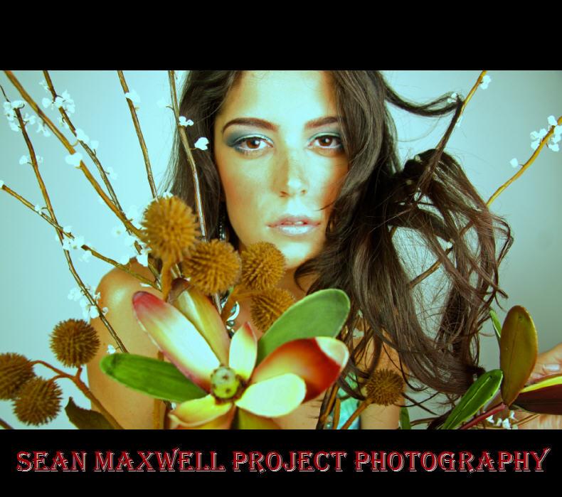 Fashion Photography with Brazilian Model