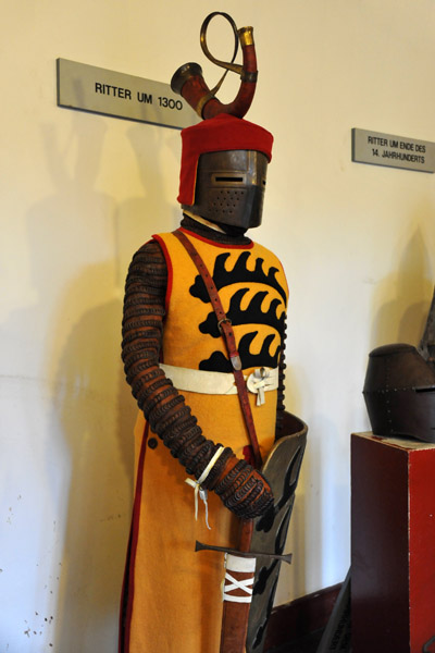 Gimbel Collection (1880) -  Medieval Knight, ca 1300