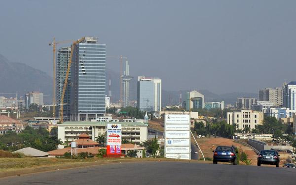 Abuja City Centre