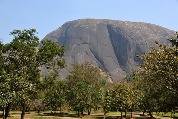 Aso Rock, Abuja