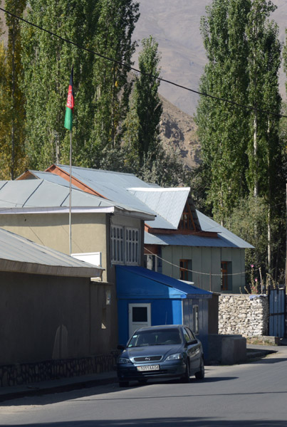 Consulate of Afghanistan, Khorog
