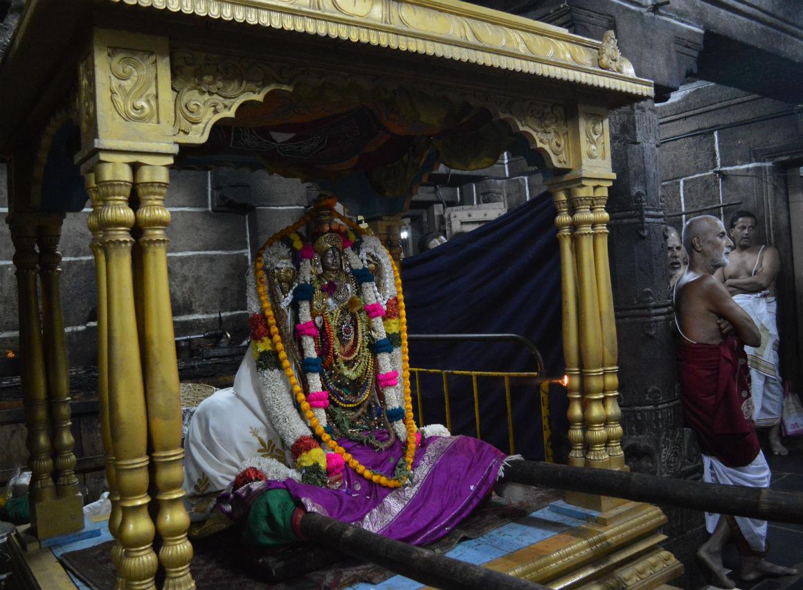 32_Sriramapillai during Pavithra visarjanam.JPG