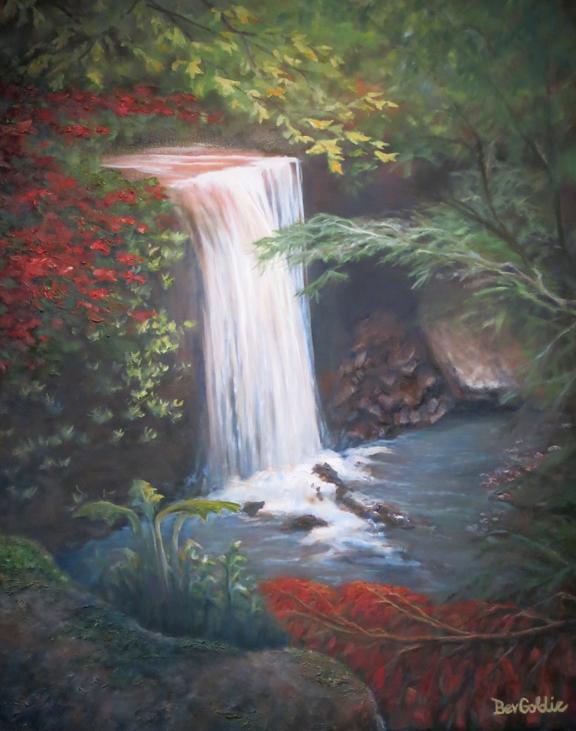 Laurel Canyon Falls