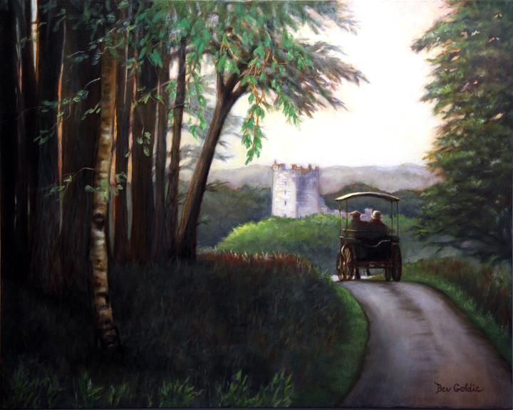 Carriage Ride in Killarney