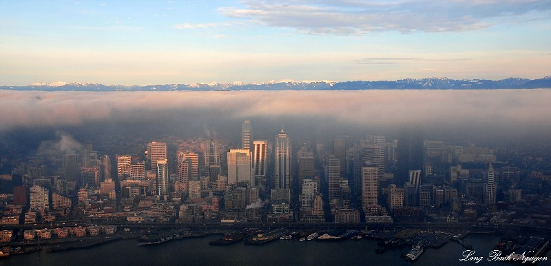 strong temperature inversion