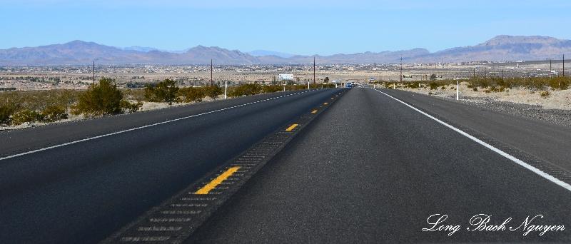 Desert Oasis of Pahrump, Nevada