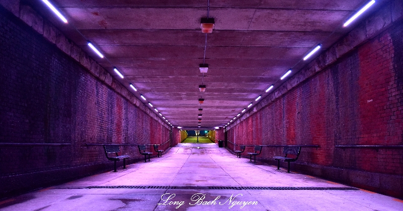 Riverfront Tunnel, Commerce St, Montgomery, Alabama