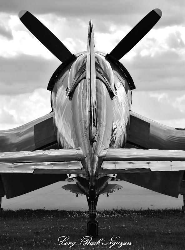 Corsair at Airventure Oshkosh Wisconsin 2015