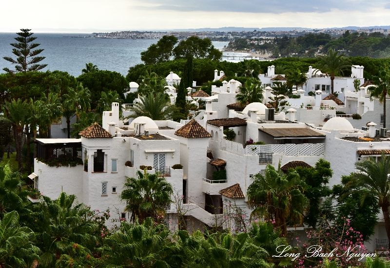 Resort in Marbella, Spain