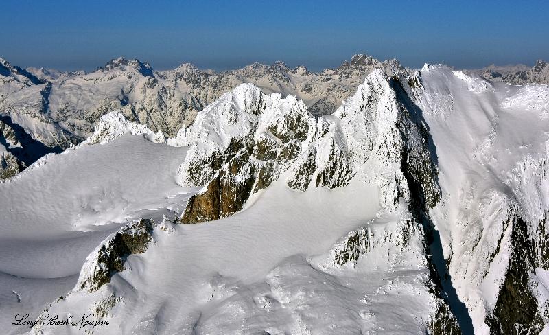 Dome Peak, Glacier Peak, Wilderness of Washingtons, North Cascades 710