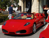 Hill Country Galleria Car Show