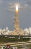 STS-122 Launch 3077