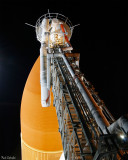 STS-124 External Tank and Beanie Cap 4459