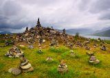 Loch Loyne Cairns