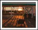Sunset on Cedar Key