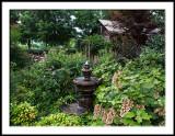 Entrance Garden and Studio