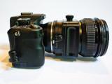 G1 w/EOS->m4/3rds adaptor and EF 45 f/2.8 TS