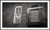 Window and Fire Escape