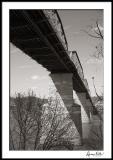 Under Walnut Street Bridge