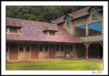 Old Calf Barn