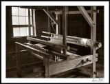 Caroline Brinegar's Hand Weaving Loom