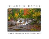 Diana's Baths #1 - North Conway Area