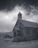 Bodie Church B&W #2698   Pick your favorite image from this Gallery