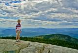 A Top Mt. Kearsarge, NH