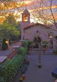 Chapel at Sunset