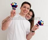 Raquel e Marcos