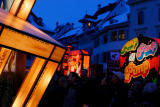 Laternenausstellung Basler Fasnacht
