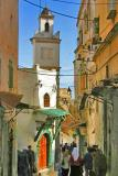 mosque sidi bin abdellah casbah alger