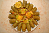 dolma,un plat qui domine la cuisine algerienne
