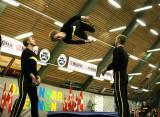 Vojens Gymnastik og Idrætsefterskole i Aabenraahallerne 2009