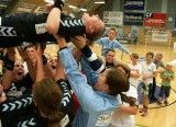SønderjyskE  Damehåndbold kvalificeret til Ligaen 2009-2010. Tillykke!!